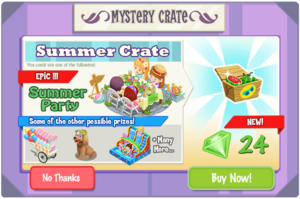 Summer Crate