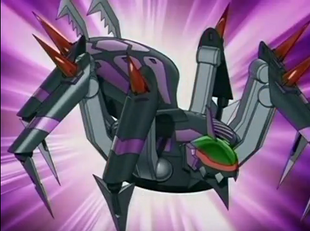 mac spider bakugan wiki fandom powered by wikia