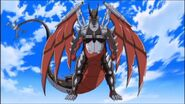 Cyborg Helios (Summoned)