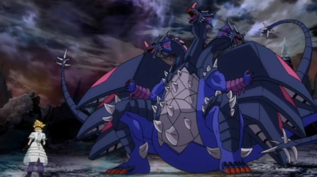 Alpha Hydranoid is the second Bakugan Alpha Hydranoid