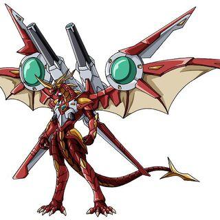 Helix Dragonoid und Jetkor