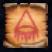 Cone of Cold Icon Scroll