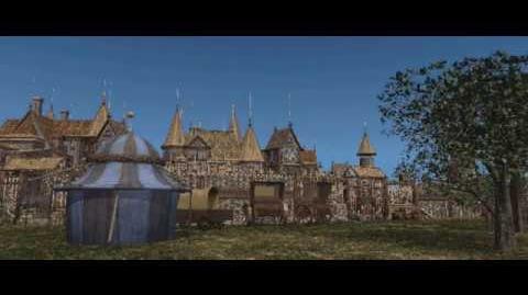 Baldur's Gate 2 - Sunset