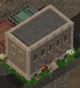 Merchants' League Estate