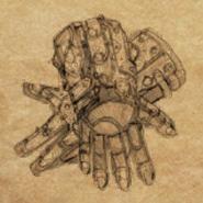 Gauntlets of Crushing item artwork BG2
