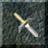 Icon Short Sword +1