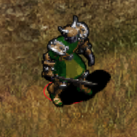 Hobgoblin thief