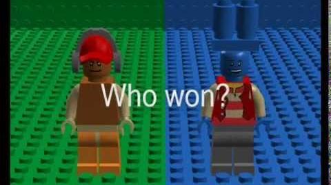 Epic Rap Battles of Elmore Rap 1 Gumball vs