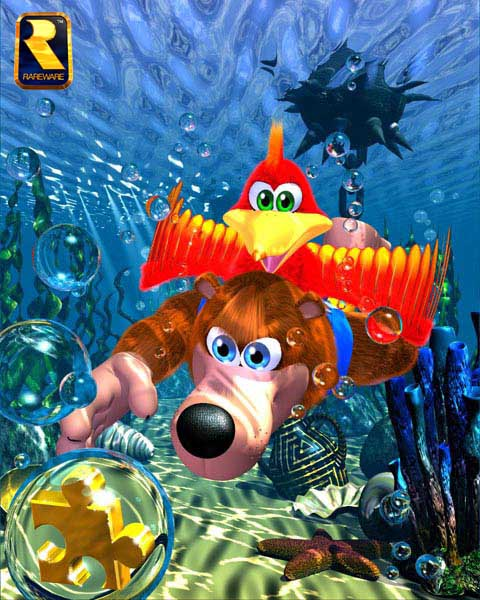 banjo kazooie - photo #19