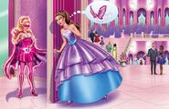 Book Illustration of Princess Power 9