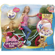 Great Puppy Adventure Spin Ride Pups Doll 11