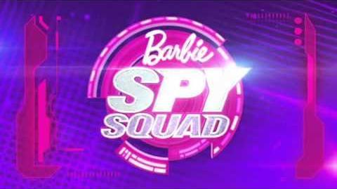 Barbie in Spy Squad TRAILER EN (ENGLISH) (HD)