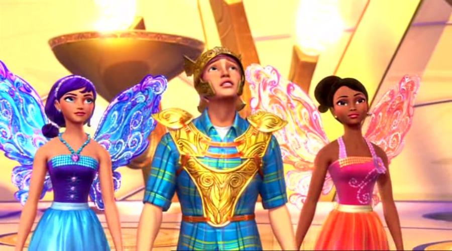 Princess Graciella: Princess Graciella's Assistants