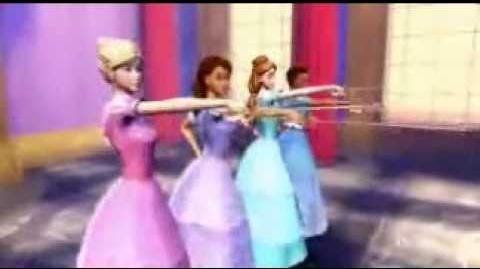 Barbie and the Three Musketeers-Trailer