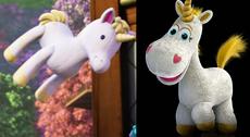 Unicorn dolls