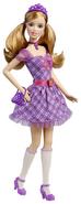 Delancy School Doll