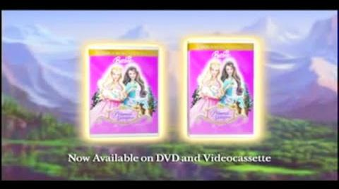Barbie™ as The Princess and The Pauper - Official Trailer