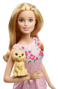 Great Puppy Adventure Barbie Doll 4