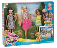 Great Puppy Adventure Sisters Willowfest Doll Gift Set 5