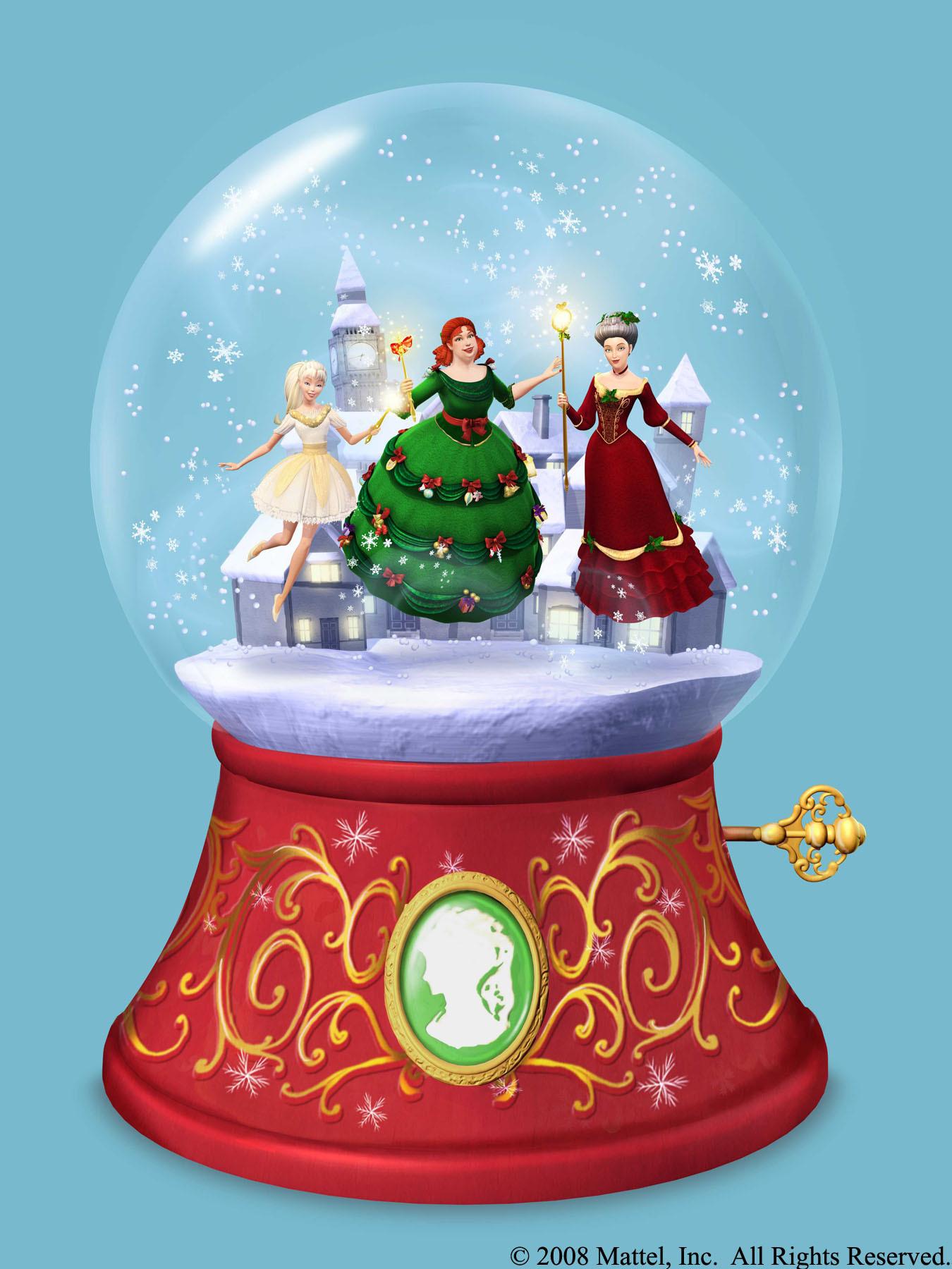 Snow Globe Barbie Movies Wiki Fandom Powered By Wikia