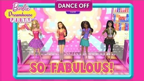 Barbie Dreamhouse Party - Wii U Wii 3DS DS - So fabulous! (Trailer)-0