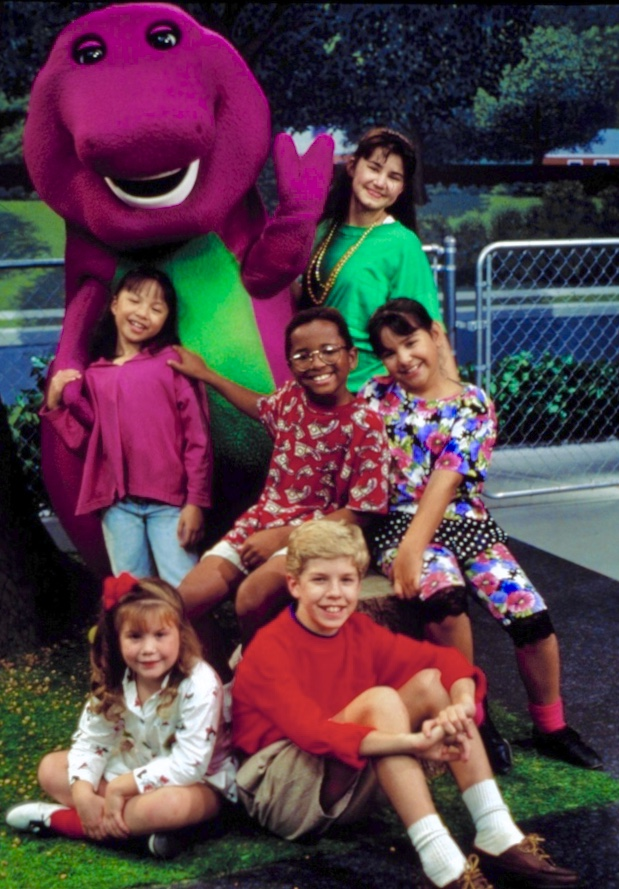 1992 barney wiki fandom powered by wikia