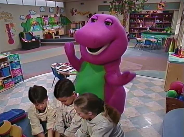 Squishy Squashy Washy Barney Wiki Fandom Powered By Wikia