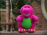 Season 6 Barney doll