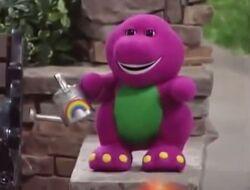 BarneyDollSplishSplash