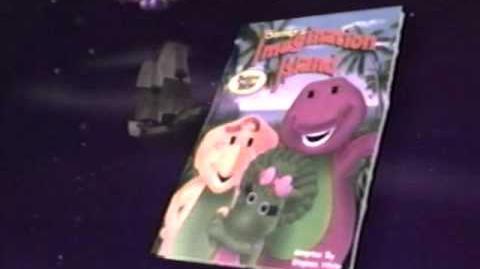 Barney Books Promo