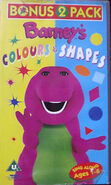 Barney colours and shapes