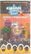 Barney's Big Surprise Spanish VHS