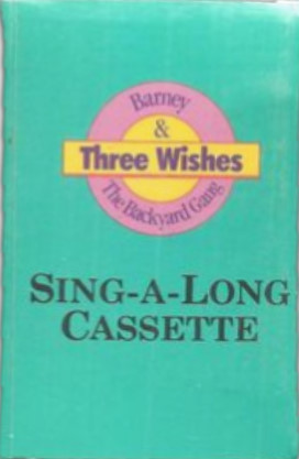 Three Wishes Audio Cassette Barney Wiki Fandom
