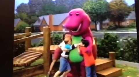 Barney Comes To Life It 39 S Time For Counting Barney Friends Wiki Fandom Powered By Wikia