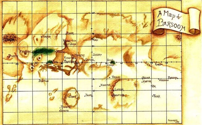 Marsmap