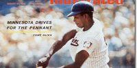 Tony Oliva/Magazine covers