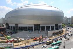 Gocheok Dome May 2015