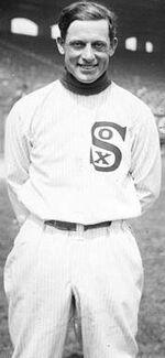 Ed Walsh Baseball