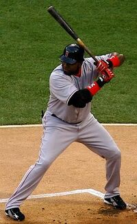 David ortiz designated hitter