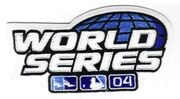 2004 World Series Logo