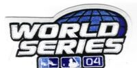 2004 World Series