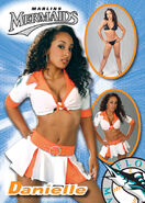 Danielle 2007 Marlins Mermaids