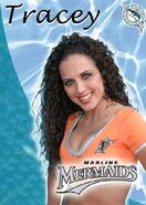 Tracey 2004 Marlins Mermaids