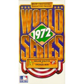 1972 World Series Logo