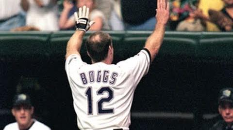 Wade Boggs' 3,000th Hit