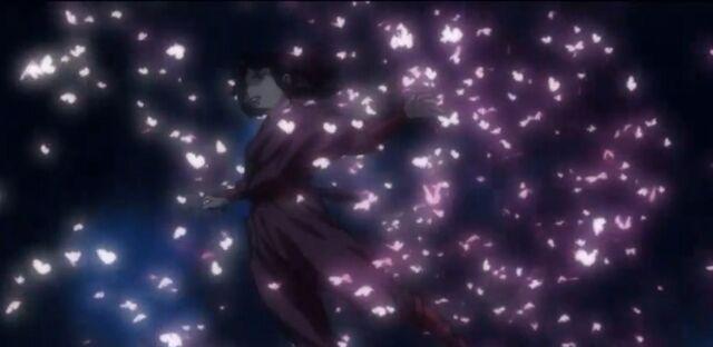 File:Hotarubi and her swarm of butterflies.jpg