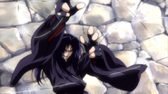 Yashamaru attacking