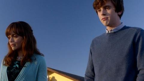 Bates Motel Emma Tells Norman They Can't Date (S3, E8)