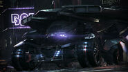 Batwing Batmobile-combinded