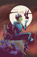 Catwoman Vol 4-45 Cover-2 Teaser